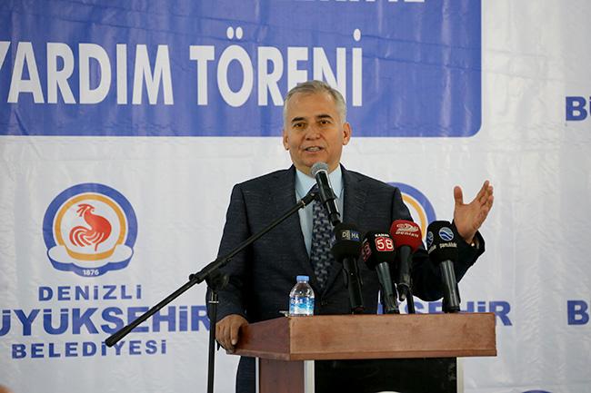 3 220 - Büyükşehir'den 97 Amatör Spor kulübüne 900 Bin TL Destek
