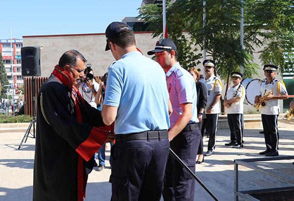3 552 - Denizli'de adli yıl açılışı törenle yapıldı