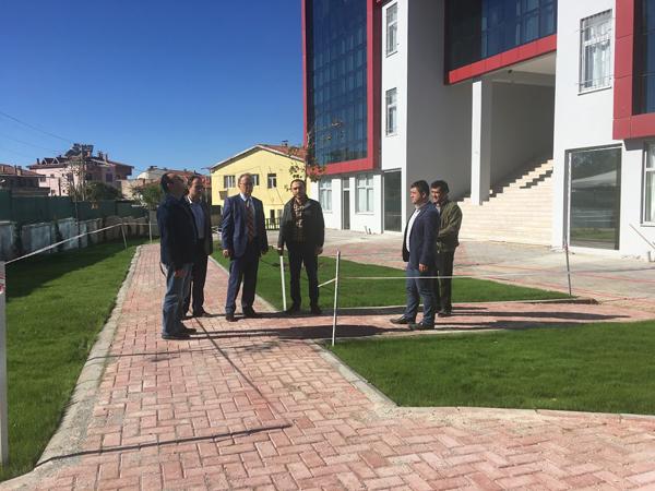 3 724 - Denizli'nin En Büyük ve Donanımlı Merkezi Tavas'ta Açıldı