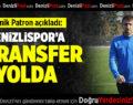 Denizlispor'a 3 Transfer Yolda