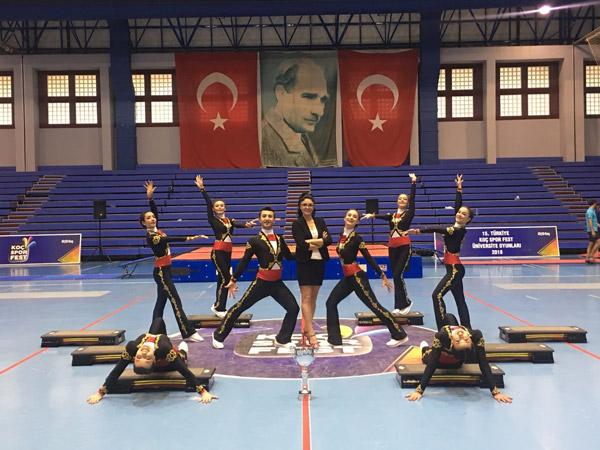 33 34 - Türkiye Şampiyonu Oldular