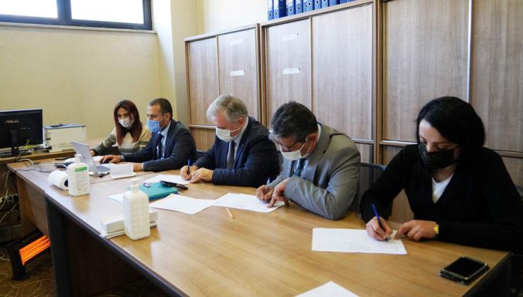 Diyarbakır'da 'iş sağlığı ve güvenliği'ne ihale