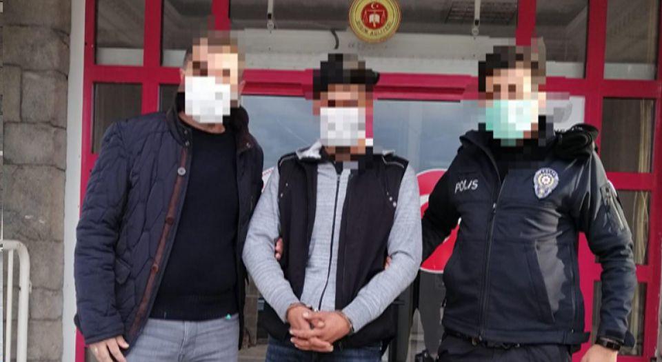 Aydın Didim'de televizyon hırsızları tutuklandı