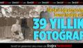 39 Yıllık Fotoğraf