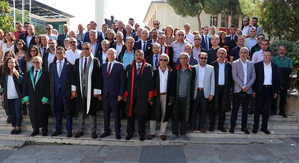 4 223 - Denizli'de adli yıl açılışı törenle yapıldı