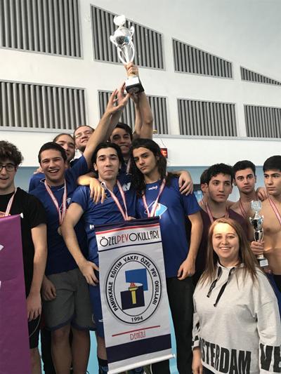 4 479 - Pev Öğrencileri Altın Madalya Kazandılar