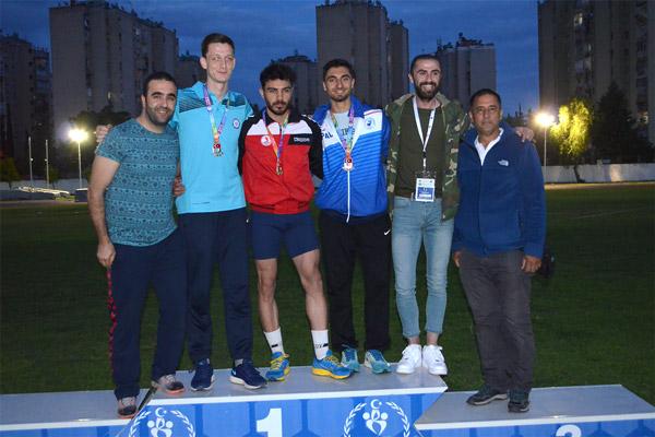 4 659 - Koç Spor Fest'de Madalyaları Topladılar