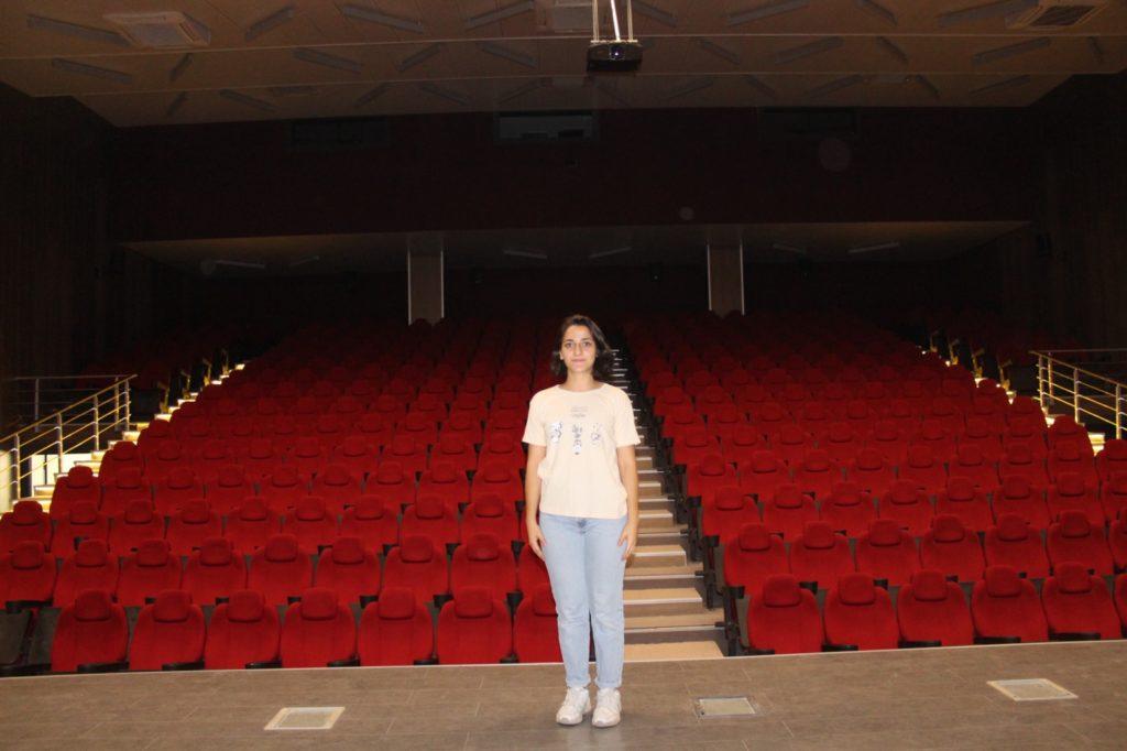 4 850 1024x682 - Sarayköy Belediyesi'nin genç kursiyeri Zeynep, hayallerine kavuştu
