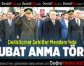 Atatürk'ün Denizli'ye Gelişinin 87. Yıldönümü Törenlerle Kutlandı