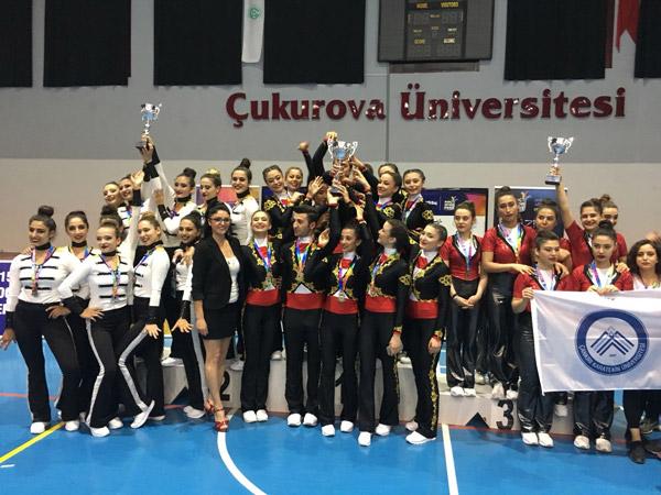 44 24 - Türkiye Şampiyonu Oldular