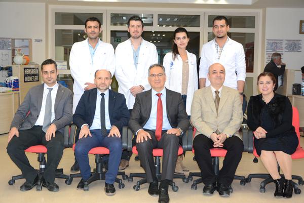 444 12 - PAÜ Hastanesi KBB Anabilim Dalı Akredite Oldu