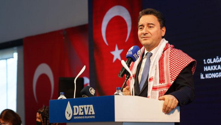 """Babacan: """"Cumhurbaşkanı kendiyle çelişiyor"""""""