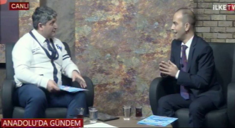 """İGF Genel Başkanı Mesut Demir: """"İnternet Yasası yeni bir dönem başlatacak"""""""