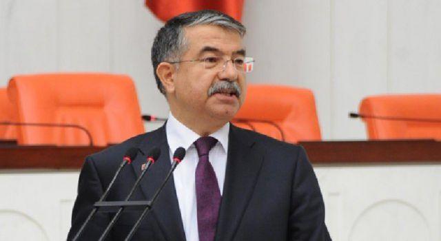 AK Partili Yılmaz'dan CHP'ye eleştiri