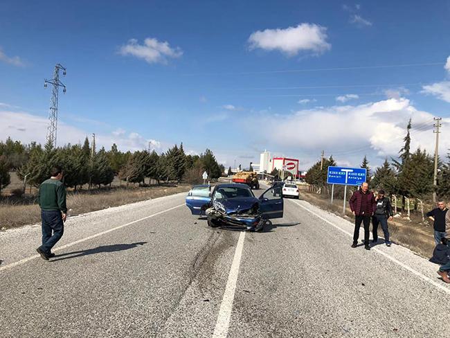 51600689 2687557244617998 3943780967100973056 n - Acıpayam'da Meydana Gelen Kazada Bir Otomobil İkiye Bölündü