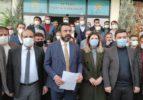 AK Parti Siirt'ten 3 isme suç duyurusu