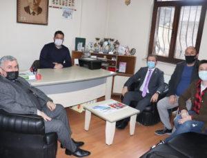 Milletvekili Kılıç, Bursa'da saha çalışmasında