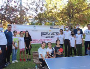 Sarayköy'de hareket katan etkinlik