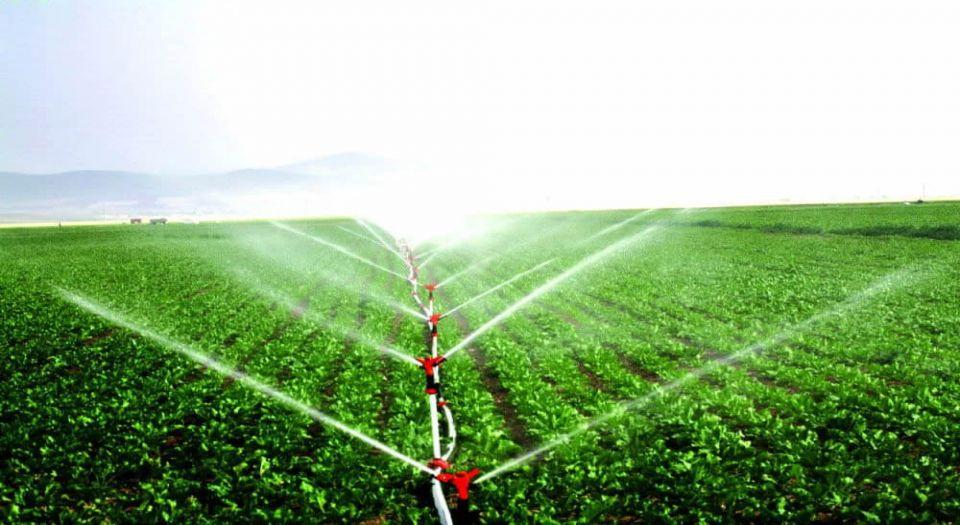 Denizli'de çiftçiler tarlalarını mobil sulayabilecek