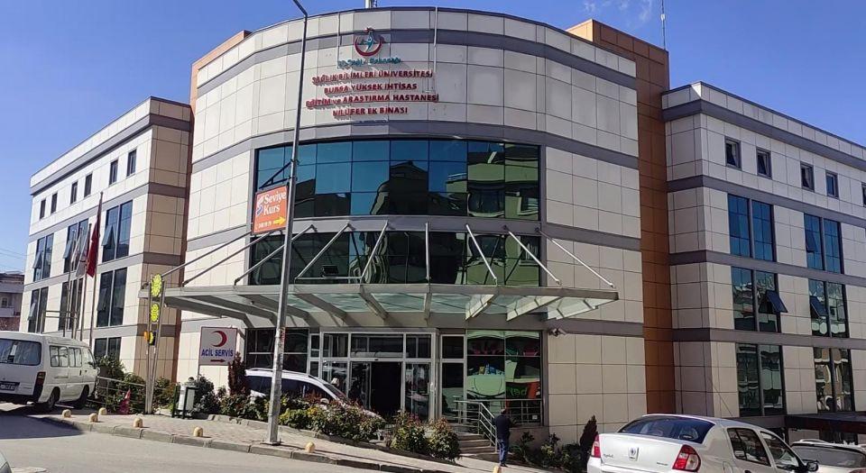 Bursa Yüksek İhtisas'ta kornea nakilleri başladı