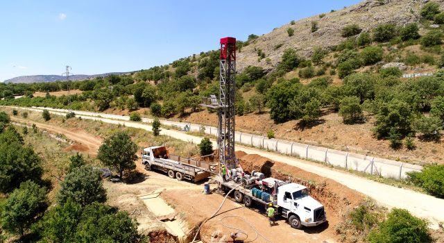 Denizli'de 6 yılda 4 bin litre içme suyuna ulaşıldı