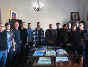 Denizli'de uluslararası yarışmaya yoğun ilgi