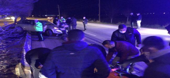 Kilis'te feci kaza: 1'i ağır 2 yaralı