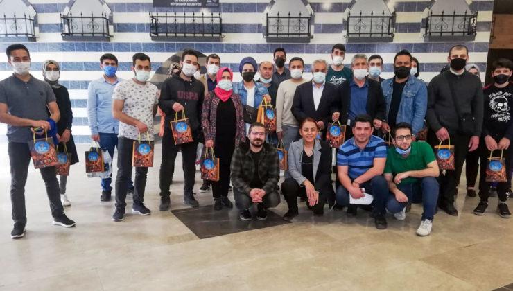 Diyarbakır'da sosyal yarışmaların kazananları ödüllendirildi