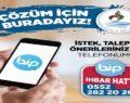 Denizli Pamukkale 'BİP'e katıldı