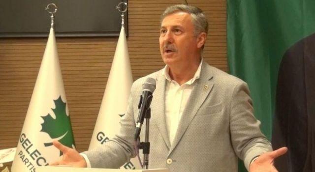 Gelecek Partili Selçuk Özdağ'a saldırı!