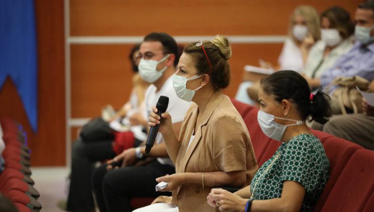 PAÜ Yönetimi Yeni Eğitim Öğretim Yılına Dair Pandemi Tedbirlerini Açıkladı