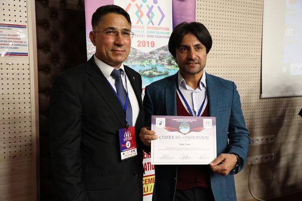 8O7A8412 - PAÜ, 4. Uluslararası Avrasya Spor, Eğitim ve Toplum Kongresi'ne Ev Sahipliği Yapıyor