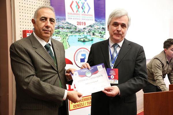 8O7A8440 - PAÜ, 4. Uluslararası Avrasya Spor, Eğitim ve Toplum Kongresi'ne Ev Sahipliği Yapıyor