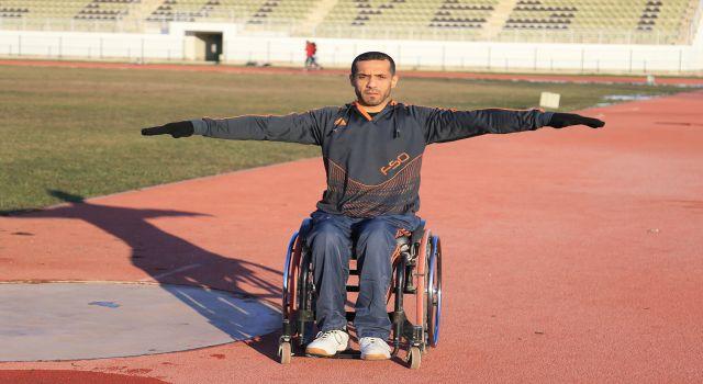Pamukkale Belediyesporlu Fadi'ye Olimpiyat teklifi