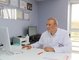DENİZLİ'YE YENİ ORTOPEDİ VE EL CERRAHİSİ PROFESÖRÜ