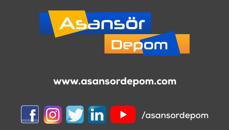 Asansör Depom Türkiye'nin 1 Numarası!
