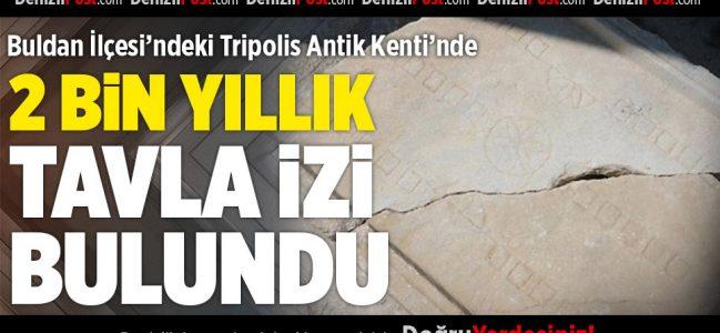 Buldan'da Kazanan Şevik Oldu