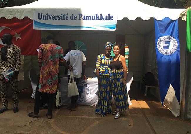 CYGE6686 - PAÜ Mali'de Büyük İlgi Gördü