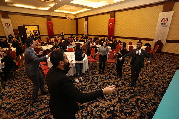 DBBB4890 - Başkan Osman Zolan, Denizli basını ile buluştu
