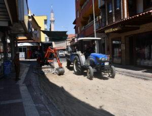 Çarşı Sokak yenileniyor
