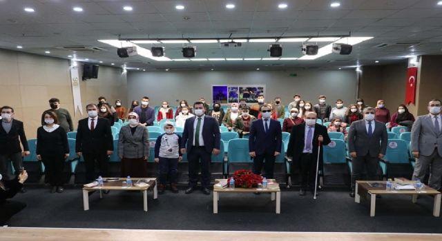 Sivas Kangal Anadolu Lisesi'nden engellilik farkındalığı