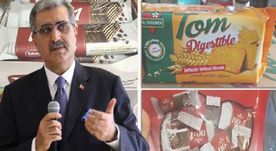 Başkan Konuk'tan 'taklit' Torku paylaşımı!