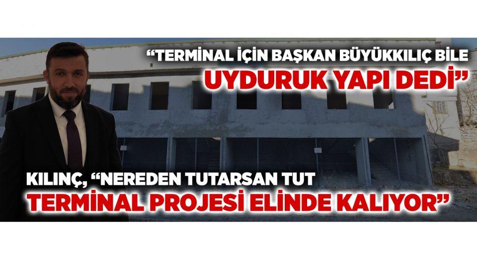 Yeniden Refah Partisi'nden terminal eleştirisi (ÖZEL HABER)