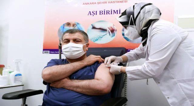 Sağlık Bakanı'ndan İşçi Partisi'ne aşı daveti