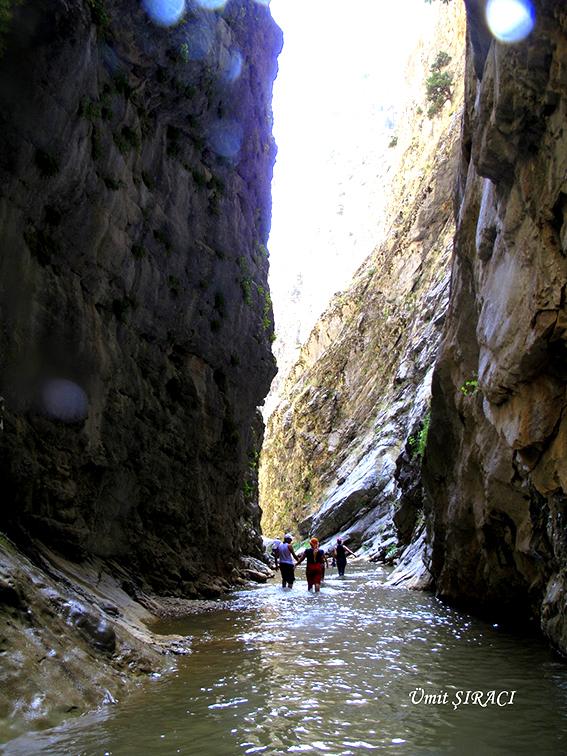 GTGUH 1 - Altın Mahseni Çivril Akdağ Tokalı Kanyonu