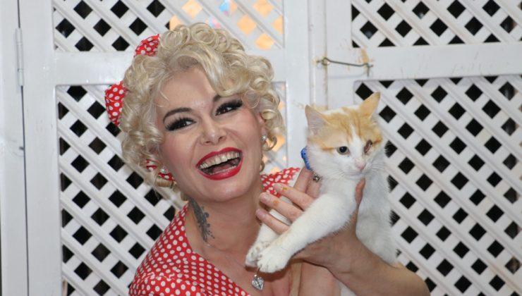 Mardinli Marilyn Monroe'dan 'tarihi' iyilik