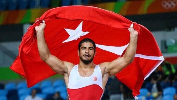 Milli güreşçimiz Avrupa Şampiyonu oldu