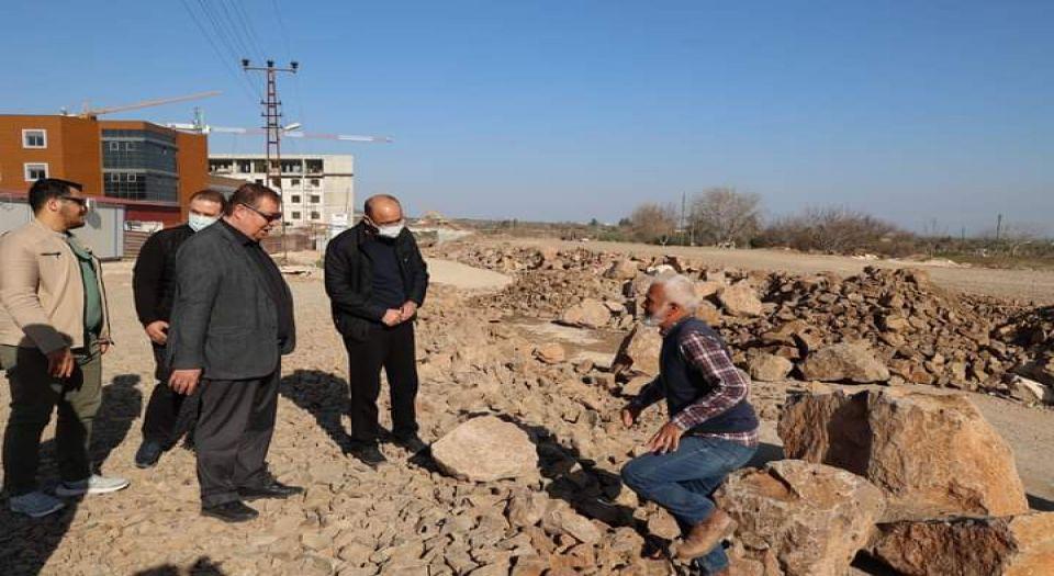 Kilis'e 30 metre genişlikte yeni hastane yolu
