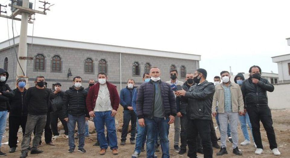 Diyarbakır'da işçilerin 'hak'lı isyanı