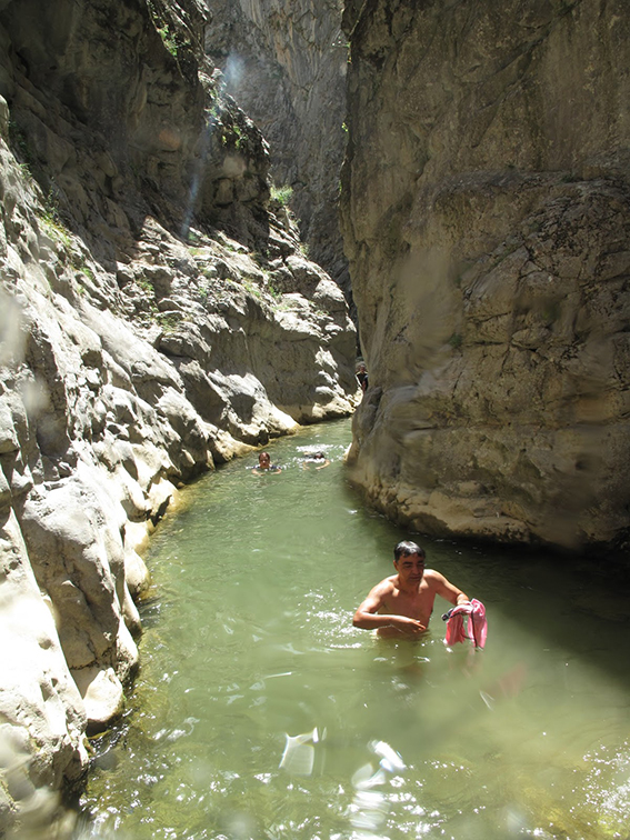 IMG 0933 1 1 - Altın Mahseni Çivril Akdağ Tokalı Kanyonu
